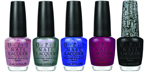 Katy Perry for OPI nail polish collection is a teenage dream!