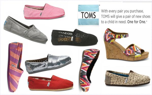 Do Toms Run True Shoe Size