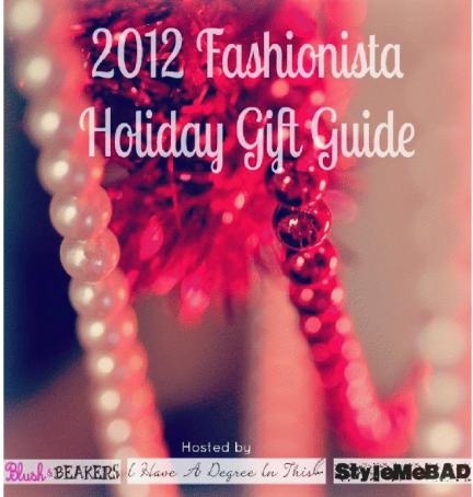 2012 fashionista gift guide