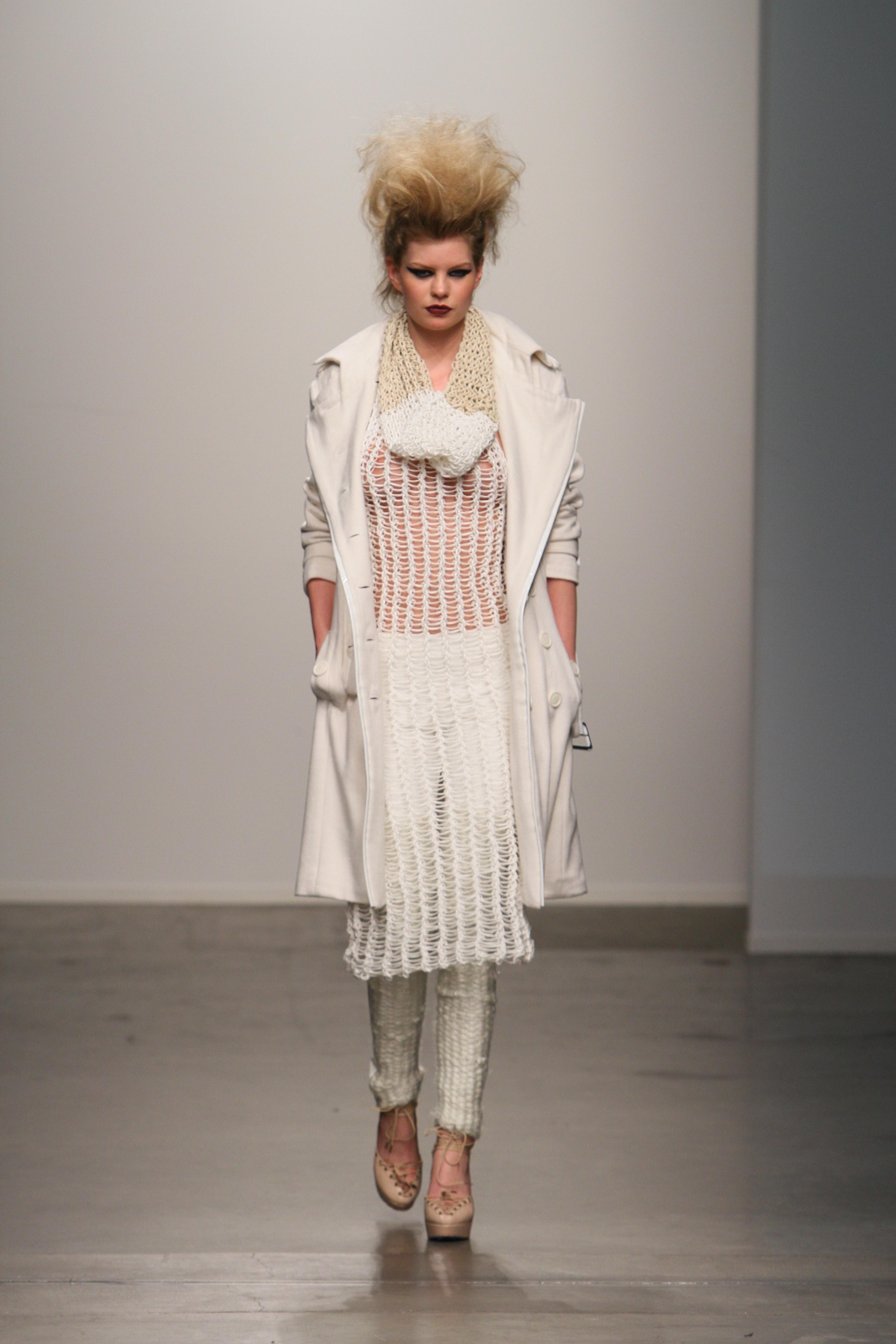 Nolcha Fashion Week Samantha Cole London Fw 13 Style Me B A D