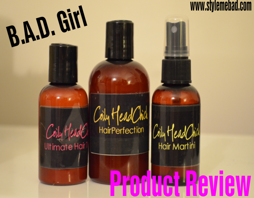 coilyheadchick product review