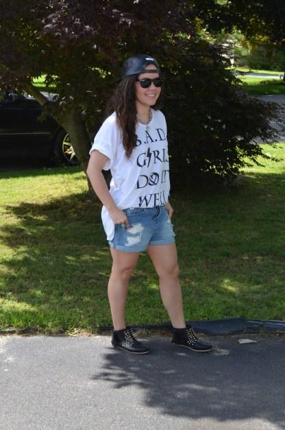 B.A.D. Girl Style