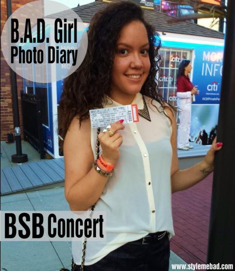 bsb concert