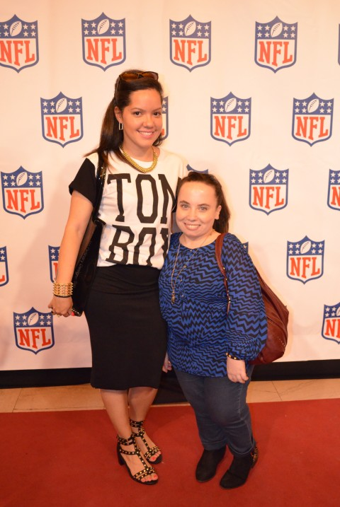 VOGUE NFL STYLE EVENT