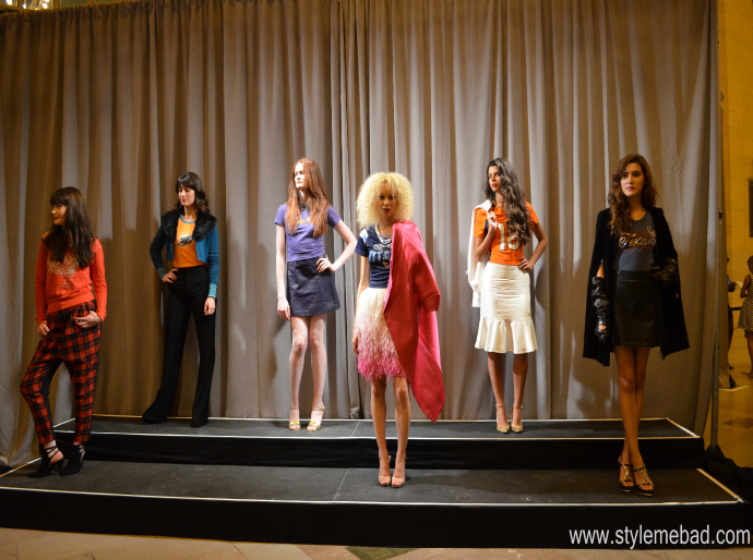 vogue nfl style event models