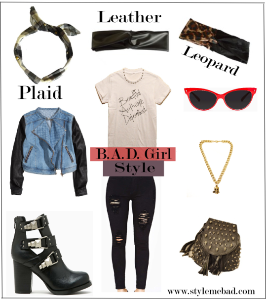 bad girl style  fall essentials