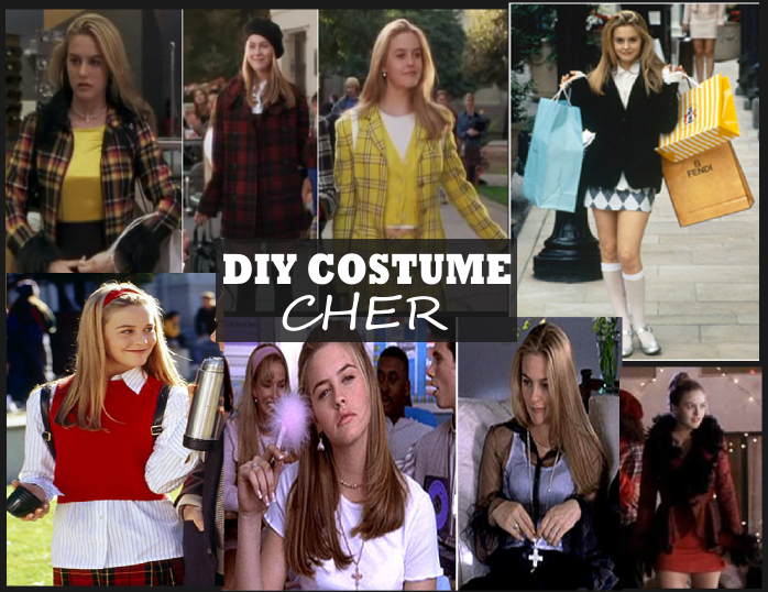 Diy Costume Idea Cher Horowitz From The Iconic Movie Clueless Style Me B A D