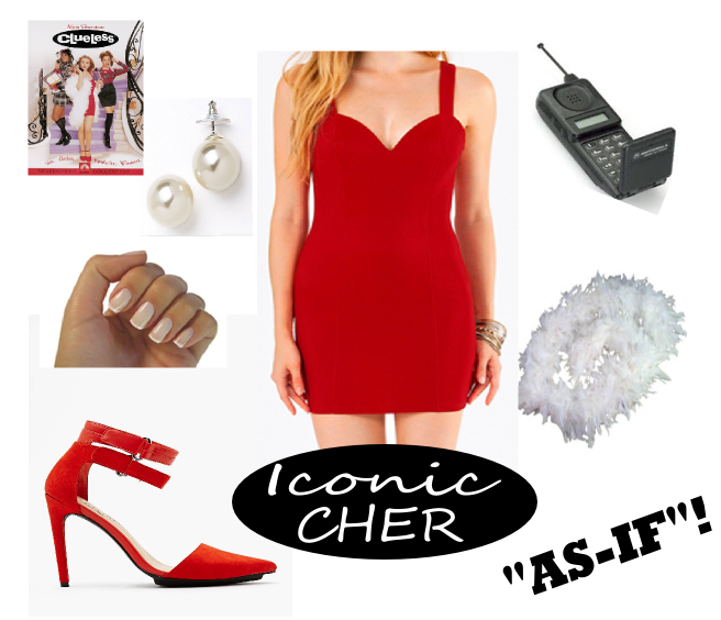 closet costume ideas halloween - DIY Costume Idea Cher Horowitz from the Iconic Movie