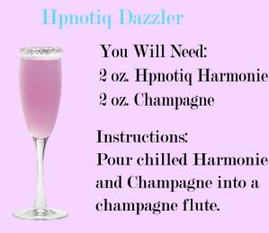 hpnotiq dazzler recipe