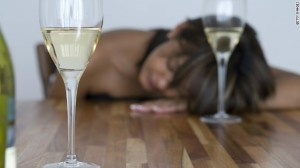 wine-woman-passed-out-