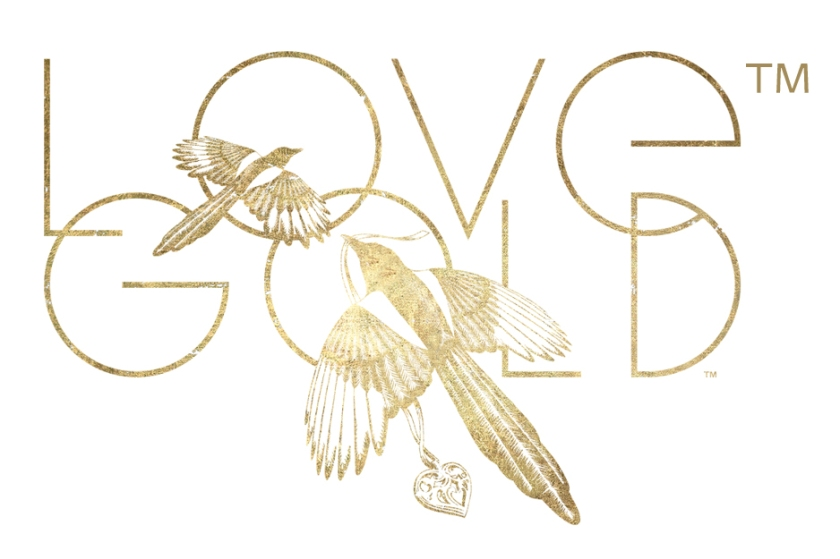 love gold logo