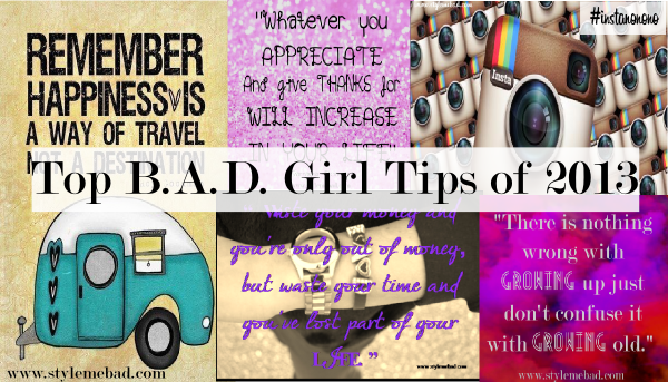 top bad girl tips - how to be a bad girl - style me bad