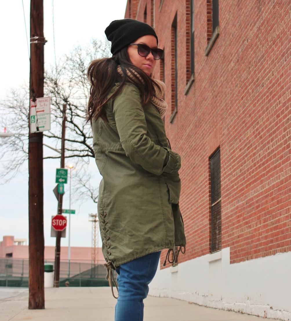 cb8463027 B.A.D. Girl Style  Parka Jackets   Coats