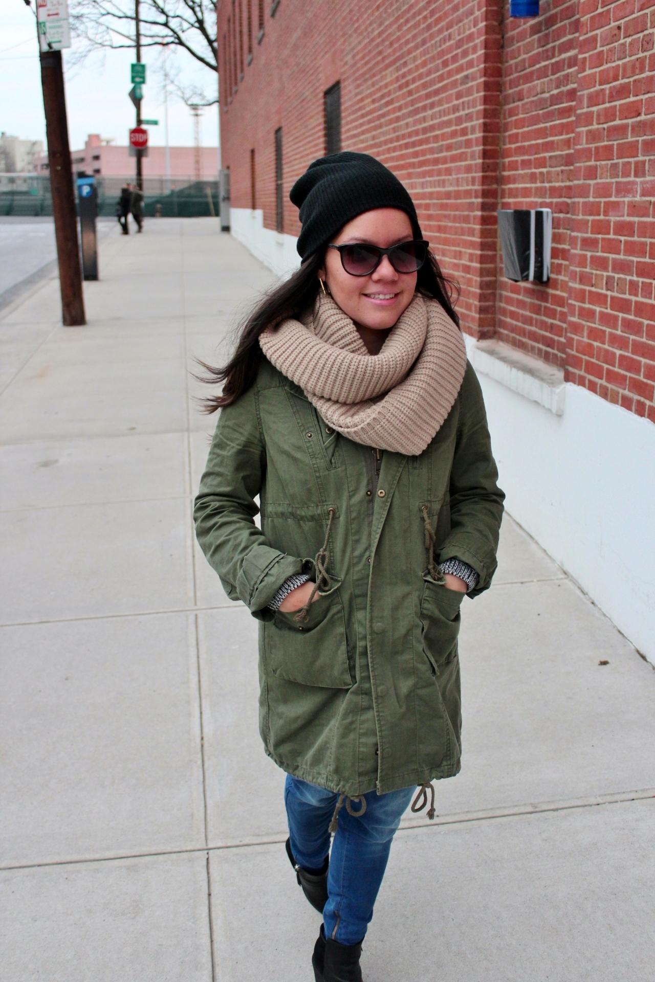 B.A.D. Girl Style: Parka Jackets & Coats | Style Me B.A.D.