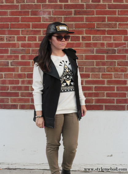 style me b.a.d. blog