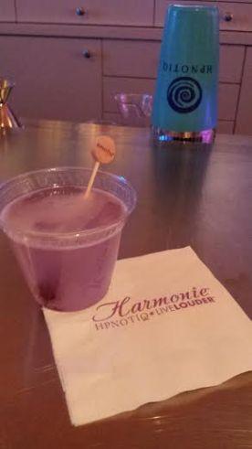Hpnotiq Harmonie & Prosecco!