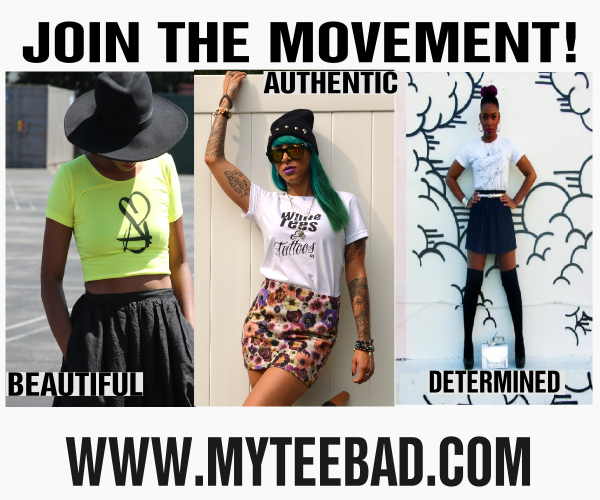 B.A.D. Girl Movement - MyTee BAD