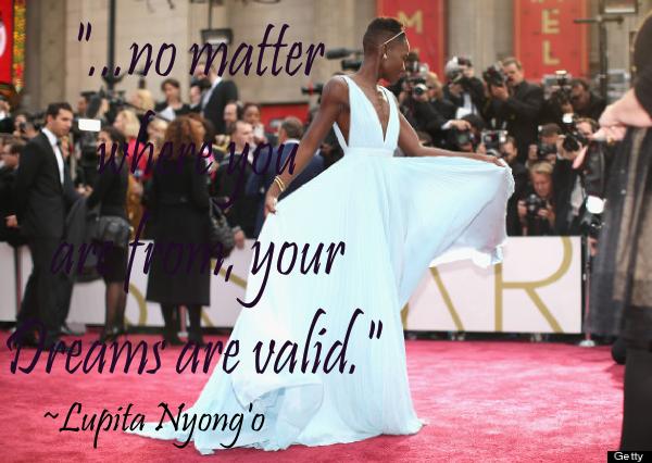 Lupita Nyong'o Quotes