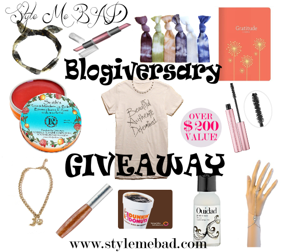 style me bad giveaway
