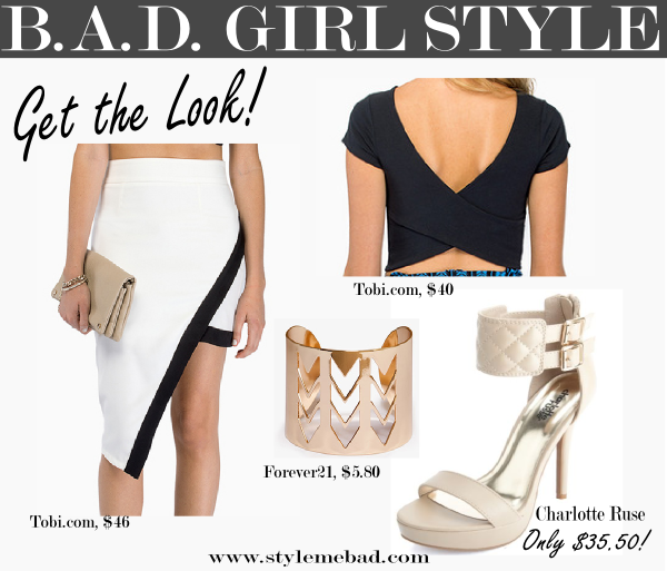 BAD Girl Style Neutrals