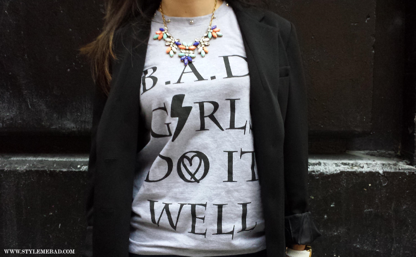 BAD GIrls Do It Well Tee Shirt