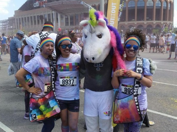 Queens Color Run