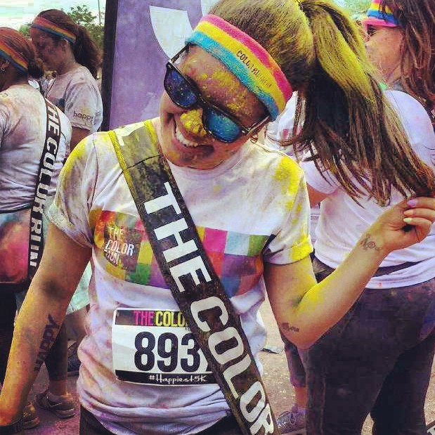 Color Runner - Blogger Style Me B.A.D.