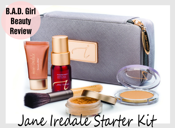 Jane Iredale NEW Starter Kit Review