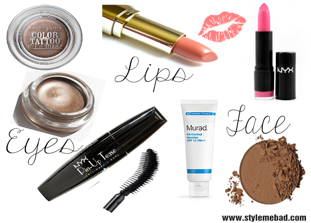 Beauty Favorites August 2014