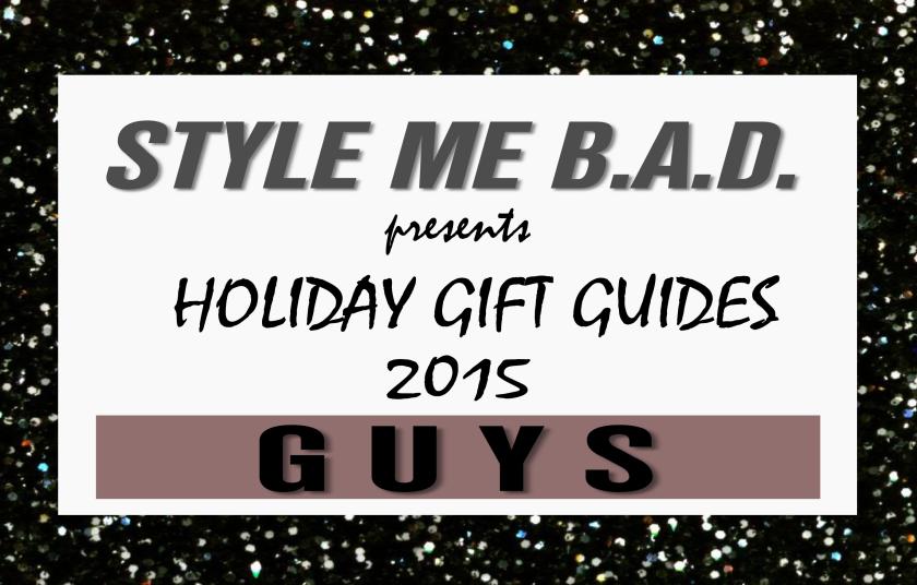 guys gift guide